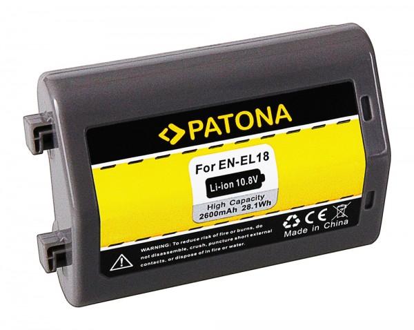 Bateria p. Nikon D4
