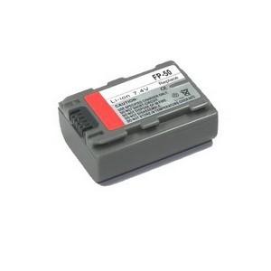 Bateria p. Sony NP-FP50