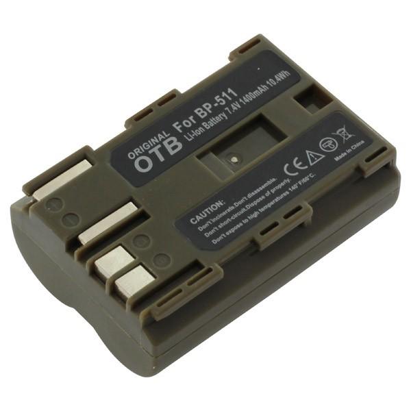 Bateria p. Canon EOS 50D