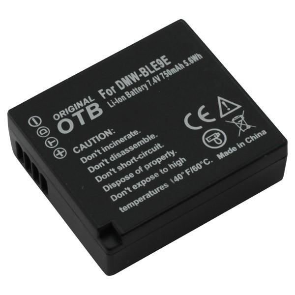 Bateria p. Panasonic Lumix DMC-TZ80