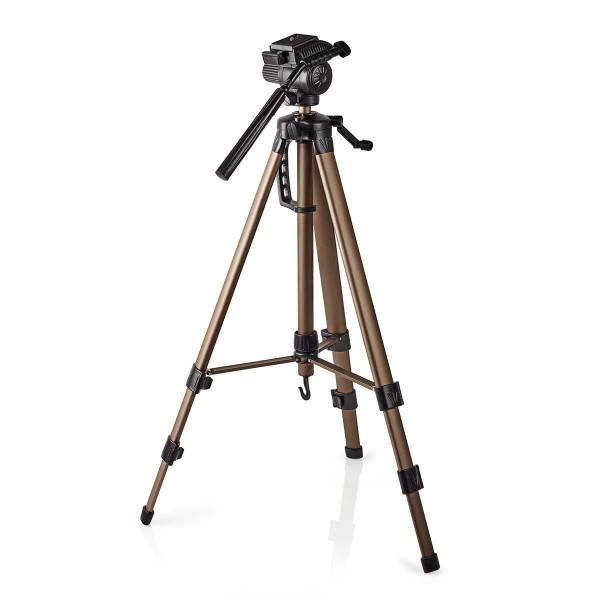 Profissional Tripé de Câmera 1,61m p. Nikon CoolPix S4
